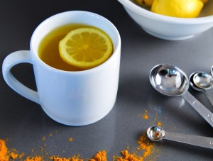 benefits of warm lemon water