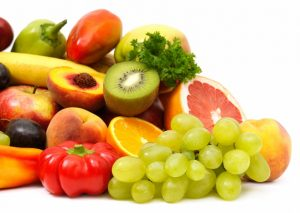 low carb fruits and vegetables
