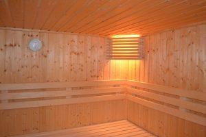 Natural Ways to Lose Weight - Sauna